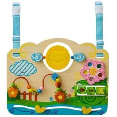 Primi passi activity board flower