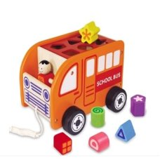 I'm Toy Sort School Bus