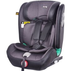 Ding Car Seat York Black with Leather 9-36kg