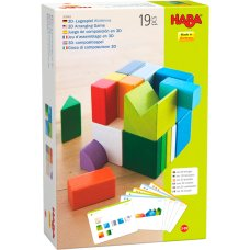 Haba 3D composition game block mix