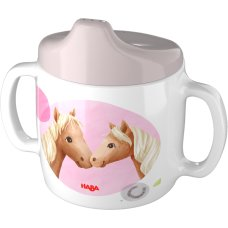 Haba Drinking Cup Horses