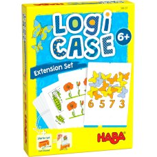 Haba game LogiCASE extension set nature 6+