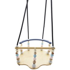 Hess baby swing fence luxury with pastel beads