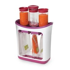 Infantino Filling system for squeeze bags