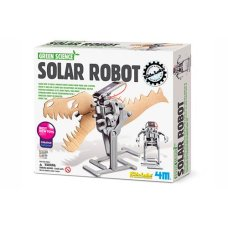 4M Kidz Lab Green Science Solar Robot