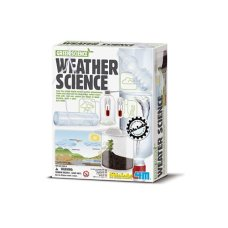 4M Kidz Lab Green Science Weather Science