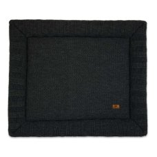 Baby's Only Boxcloth Tough Anthracite (80x100)