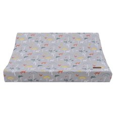 Baby's Only Changing Mat Cover Cable Anthracite
