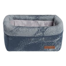Babies Only Commodemandje Marble granit / gray