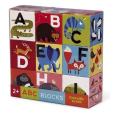 Crocodile Creek ABC Stacking Blocks