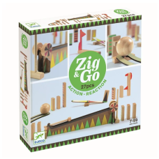 Djeco Zig & Go 27 pieces