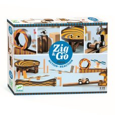 Djeco Zig & Go 45 pieces