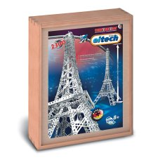 Eitech Eiffel Tower in luxury wooden box