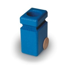 Fagus Wooden Container Blue