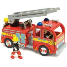 Le Toy Van Speelset Fire truck