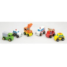 Viga Toys Vehicle Set