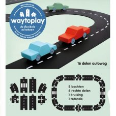 WayToPlay motorway 16 parts