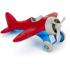 Green Toys Plane Red