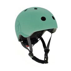 Scoot and Ride Helmet S Forest