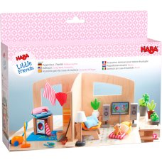 Haba Little Friends dollhouse accessories live
