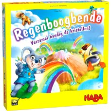 Haba game rainbow gang