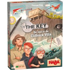 Haba game The Key The robbery in Cliffrock Villa