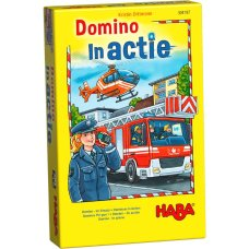 Haba Game Domino in Action