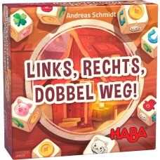 Haba Game Left, Right, Dice Road