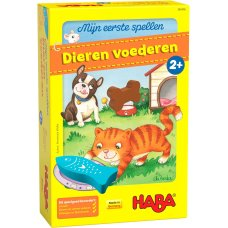 Haba game Feeding Animals