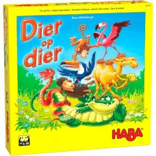 Haba game The shaky Stacking game