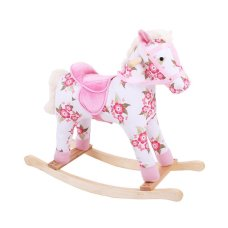 BigJigs Rocking horse Colorful
