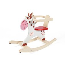 Scratch Rocking horse Indian