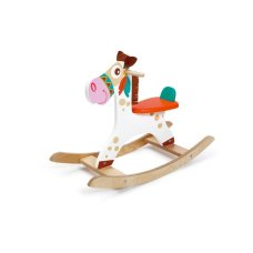 Scratch Rocking Horse Indian Pony