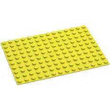 Hubelino Base Plate Yellow 140