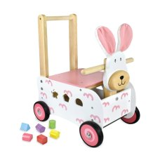 I'm Toy walker rabbit