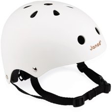 Janod children's bike helmet White