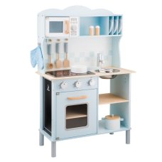 New Classic Toys Modern Children's Kitchen with electric cooker