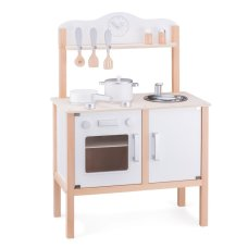 New Classic Toys Kids Kitchen White