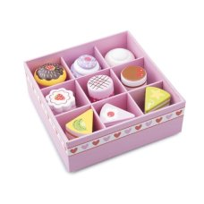 New classic toys Pastry in Gift box
