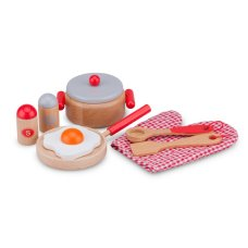 New Classic Toys Cooking Set