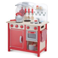 New Classic Toys Kitchen Bon Appetit Red