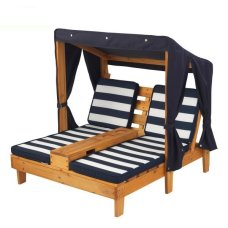 Kidkraft Outdoor Seating for 2 persons with cup holders