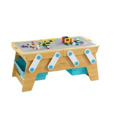 Kidkraft storage table Blocks