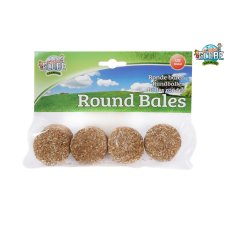 Kids Globe Round Bales 4 Pieces 1:32