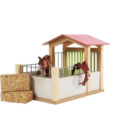 Kids Globe Horsebox Pink