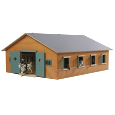 Kids Globe horse stable with 7 boxes