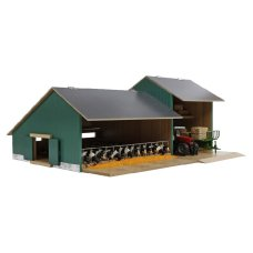 Kids Globe Stable with Agricultural shed