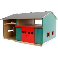 Kids Globe Workplace with Storage room 1:32