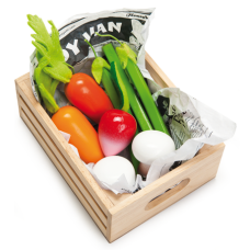 Le Toy Van Vegetable Set