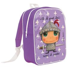 Children's backpack la bell tour knight big